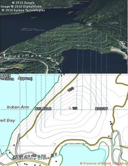 Topographic Maps Topo Maps And Contour Lines Introduction